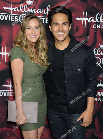 Alexa Vega and Carlos PenaVega