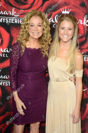 Stock Photo of Kathie Lee Gifford, Cassidy Gifford