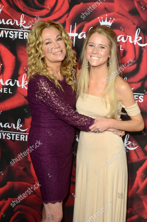 Stock Image of Kathie Lee Gifford, Cassidy Gifford