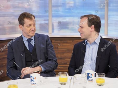 Alastair Campbell and Sir Craig Oliver