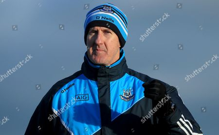 Wexford vs Dublin. Dublin caretaker manager Paul Clarke