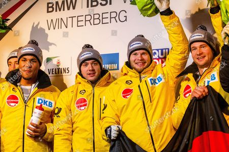 Editorial picture of Bobsleigh World Cup in Winterberg, Germany - 15 Jan 2017
