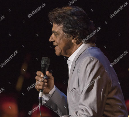 Editorial picture of ENT Johnny Mathis Voices of Romance Tour, Lakeland, USA - 14 Jan 2017