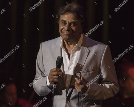 Editorial image of ENT Johnny Mathis Voices of Romance Tour, Lakeland, USA - 14 Jan 2017
