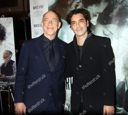 Editorial picture of 'Worlds Apart' film screening, New York, USA - 13 Jan 2017