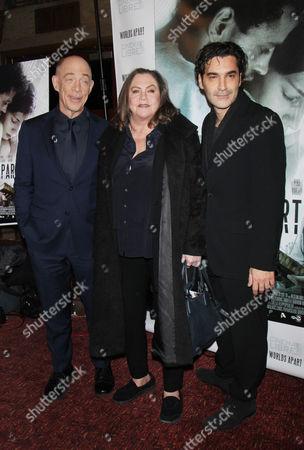 Editorial photo of 'Worlds Apart' film screening, New York, USA - 13 Jan 2017