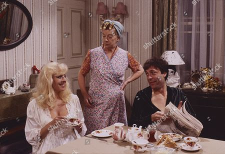 Editorial picture of 'Coronation Street' TV series - 1985