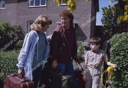 Editorial image of 'Coronation Street' TV series - 1985