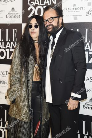 Loreen and Johan Lindeberg