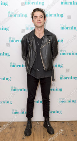 Stock Picture of Jamie Blackley