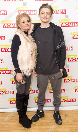 Editorial picture of 'Loose Women' TV show, London, UK - 16 Jan 2017
