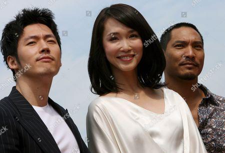 Editorial image of Singapore Cinema Entertainment - Jul 2007