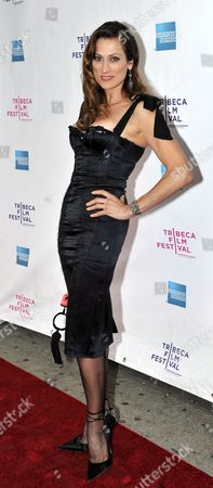 Actress Nancy La Scala Attends the Premiere of 'Vegas: Based On a True Story' During the 2009 Tribeca Film Festival at Amc Village Vii On 24 April 2009 in New York City
