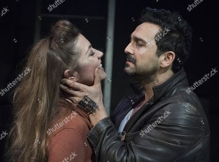 Editorial picture of 'The Lower Depths' Play by Maxim Gorky directed by Helena Kaut-Kowson performed at the Arcola Theatre. London.UK, 13 Jan 2017