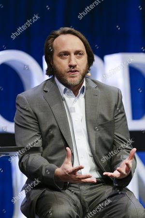 Stock Image of Chad Hurley, co-founder Youtube
