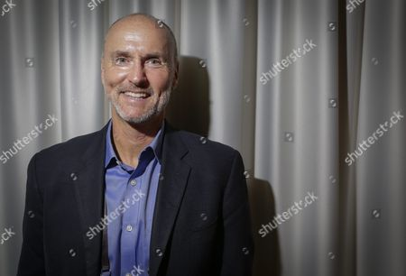 Stock Image of Chip Conley, Head of Global Hospitality & Strategy at Airbnb