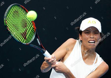 Editorial photo of Australian Open Tennis, Melbourne, Australia - 17 Jan 2017