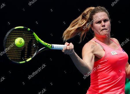 Editorial image of Australian Open Tennis, Melbourne, Australia - 17 Jan 2017