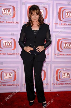 Us Actress Patricia Richardson Arrives at the 7th Annual 'Tv Land Awards' Held at Universal Studios On April 19 2009 in Los Angeles California Usa
