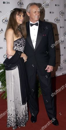 Country Music Legend Mel Tillis and Kathy Demonico Arrive at the Grand Ole Oprey House For the Country Music Awards Wednesday 05 November 2003 in Nashville Tennessee