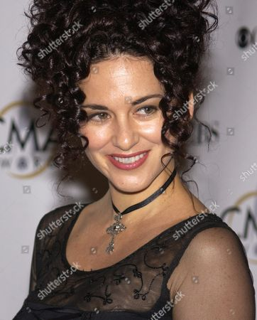 Singer Sherrie Austin Arrives at the Grand Ole Oprey House For the Country Music Awards Wednesday 05 November 2003 in Nashville Tennessee Epa/tannen Maury