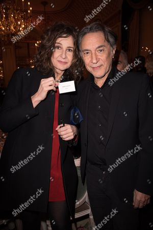 Valerie Lemercier and Richard Berry