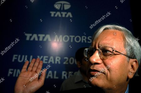 Ravi Kant Managing Director Tata Motors Announces the Annual Result For the Financial Year 2007-08 in Mumbai India 28 May 2008 Tata Motors Reported Consolidated Gross Revenue of Rs 40340 79 Crores in 2007-08 a Growth of 9 3% Compared to Rs 36922 61 Crores in 2006-07
