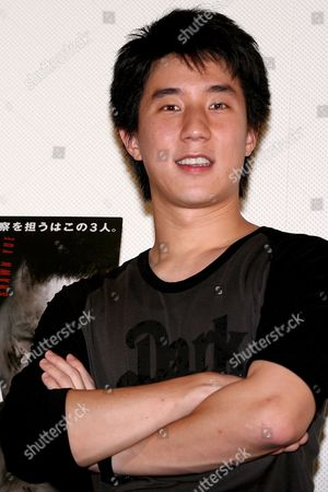 Actor Jaycee Chan Son of the Internationally Famous Action Star Jackie Chan Poses For the Photographers During the Presentation of the Movie 'Invisible Target' Directed by Benny Chan Held at Milano Cinema City in Tokyo Japan 30 August 2008