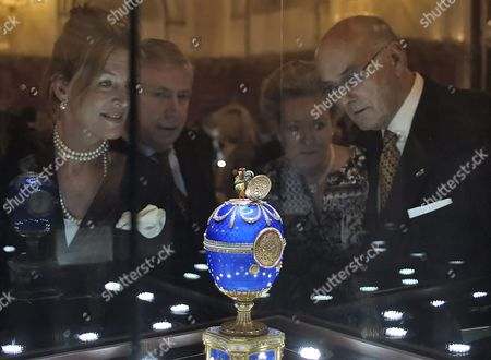 Editorial image of Russia Faberge Exhibition - Dec 2004