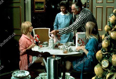 'Father Dear Father'  - Ann Holloway, Noel Dyson, Patrick Cargill and Natasha Pyne.