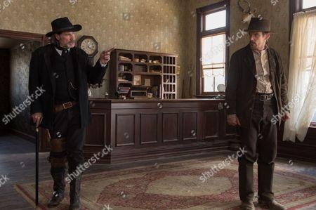 John Travolta, Ethan Hawke