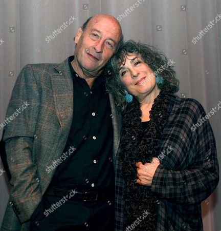 Beatles Film Director Richard Lester and British Actress Eleanor Bron Pose For a Photo Following a Screening of the New Digitally Improved Beatles Film 'Help' in London Britain 22 October 2007 Apple Corps Ltd Will Release the Help Dvd 5 November 2007