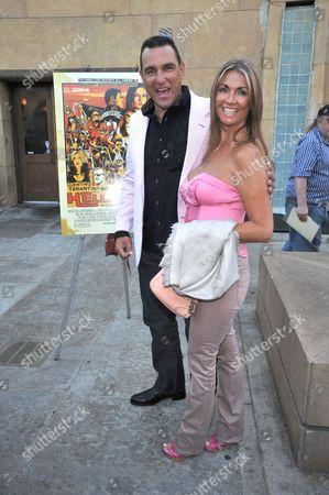 Vinnie and Tanya Jones