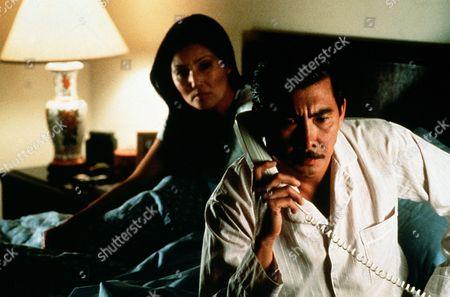 'Gleaming the Cube'   - Colonel Trac (Le Tuan)and Madame Trac (Kieu Chinh)