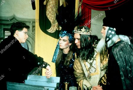 'A Young Connecticut Yankee in King Arthur's Court'  - Theresa Russell, Nick Mancuso, Michael York.