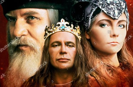 'A Young Connecticut Yankee in King Arthur's Court'  - Michael York, Nick Mancuso and Theresa Russell