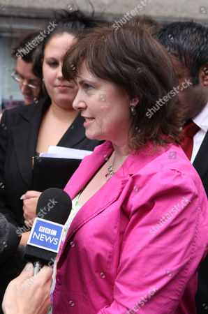 Michelle Diskin, sister of Barry George