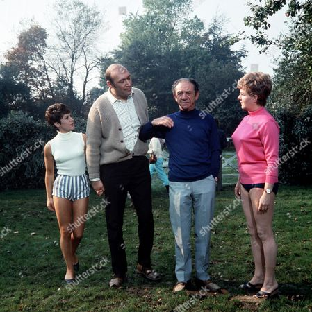 'Carry on Camping'   Film Dilys Laye, Bernard Bresslaw, Sid James and Joan Sims