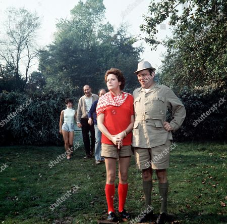 'Carry on Camping'   Film Betty Marsden and Terry Scott
