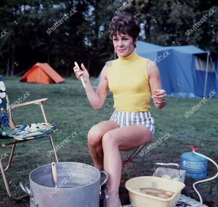 'Carry on Camping'   Film Dilys Laye