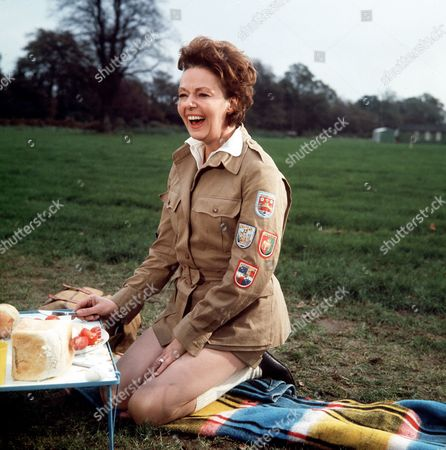 'Carry on Camping'   Film Betty Marsden