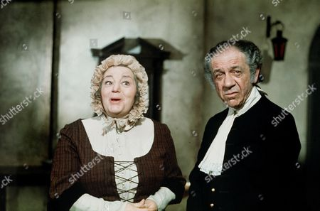 'Carry on Dick'   Film Hattie Jacques and Sid James