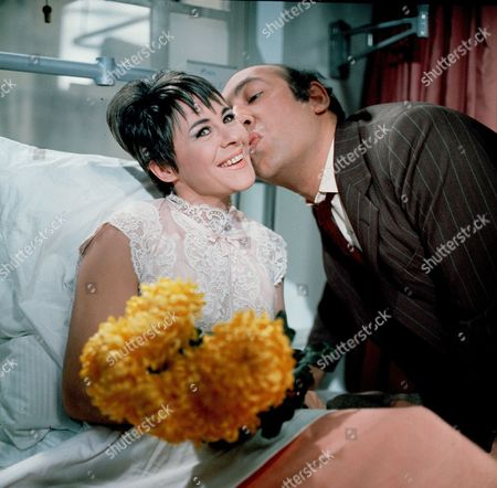 'Carry On Doctor'   Film Bernard Bresslaw and Dilys Laye