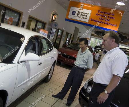 Editorial image of Usa Automotive - Aug 2005