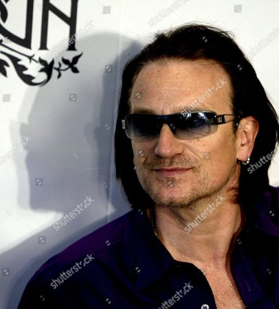 U2 Frontman Bono and Wife Ali Hewson (not Pictured) Launch a New Conscious Commerce Clothing Line Friday 25 March 2005 in California United States Ali and Bono Have Collaborated with Fashion Designer Rogan Gregory to Create Edun a Line of Contemporary Fashions For Men and Women