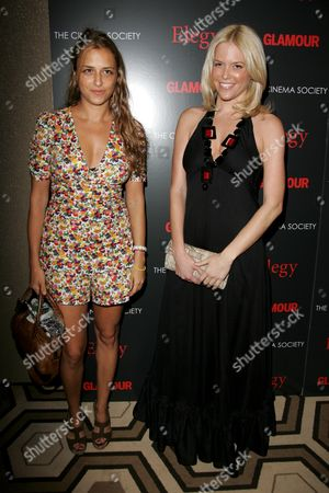 Charlotte Ronson and Ali Wise