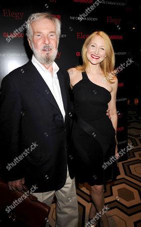Robert Benton and Patricia Clarkson