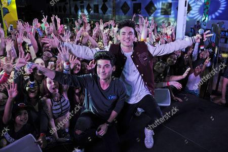Daniel Skye, DJ Frankie P