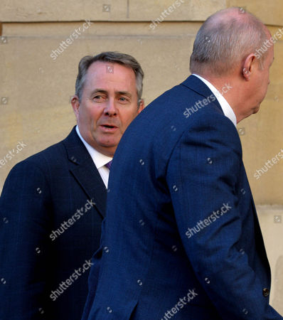 Liam Fox and Damien Green