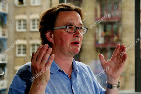 Sebastian Conran, Industrial Designer, at his London Office, Shad Thames, London, Britain